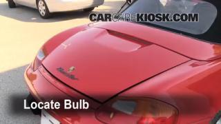 Brake Light Change 1997-2004 Porsche Boxster