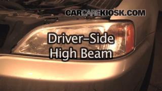 Highbeam (Brights) Change: 1999-2003 Acura TL