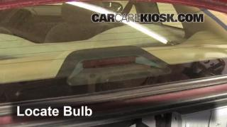Third Brake Light Bulb Change Chevrolet Monte Carlo (1995-1999)