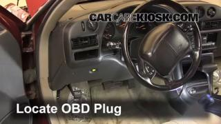 Engine Light Is On: 1995-1999 Chevrolet Monte Carlo - What to Do