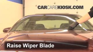Front Wiper Blade Change Chevrolet Monte Carlo (1995-1999)