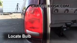 Brake Light Change 1996-2000 Dodge Caravan