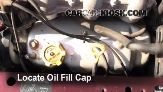 How to Add Oil Dodge Caravan (1996-2000)