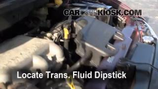 Fix Transmission Fluid Leaks Dodge Caravan (1996-2000)