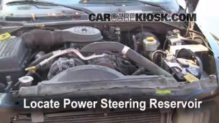 Power Steering Leak Fix: 1998-2003 Dodge Durango
