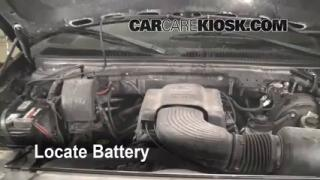 Battery Replacement: 1997-2004 Ford F-150