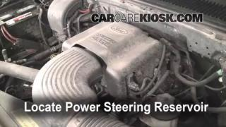 Fix Power Steering Leaks Ford Expedition (1997-2002)