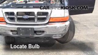 Fog Light Replacement 1993-1997 Ford Ranger