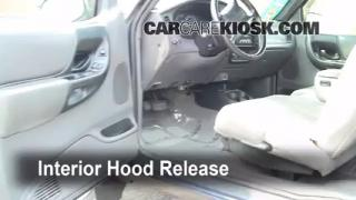 Open Hood How To 1998-2005 Ford Ranger