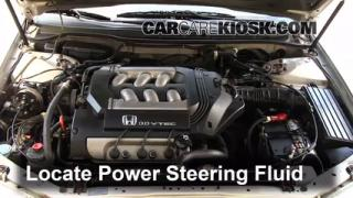 Fix Power Steering Leaks Honda Accord (1998-2002)