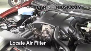 Air Filter How-To: 1998-2011 Lincoln Town Car