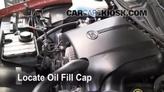 How to Add Oil Lincoln Town Car (1998-2011)