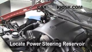 Follow These Steps to Add Power Steering Fluid to a Lincoln Town Car (1998-2011)