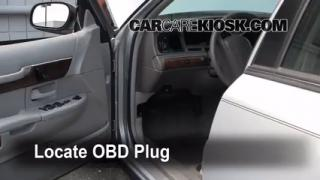 Engine Light Is On: 1992-2011 Mercury Grand Marquis - What to Do