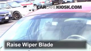 Front Wiper Blade Change Ford Taurus (1996-1999)
