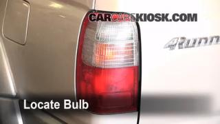 Brake Light Change 1996-2002 Toyota 4Runner
