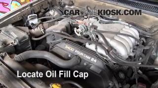 1996-2002 Toyota 4Runner: Fix Oil Leaks