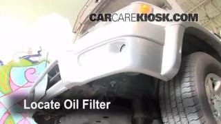 Oil & Filter Change Toyota 4Runner (1996-2002)