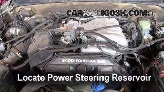 Power Steering Leak Fix: 1996-2002 Toyota 4Runner
