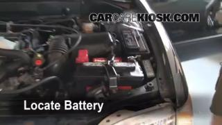 How to Clean Battery Corrosion: 1998-2002 Toyota Corolla