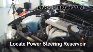 Fix Power Steering Leaks Toyota Corolla (1998-2002)