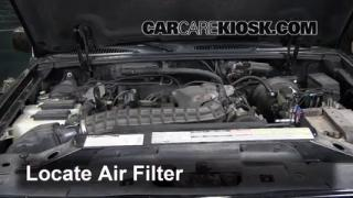 Air Filter How-To: 1995-2001 Ford Explorer