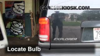 Brake Light Change 1995-2001 Ford Explorer