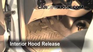 Open Hood How To 2000-2004 Ford Focus