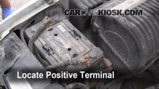 How to Jumpstart a 1990-2000 GMC C3500