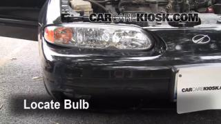 Highbeam (Brights) Change: 1999-2004 Oldsmobile Alero