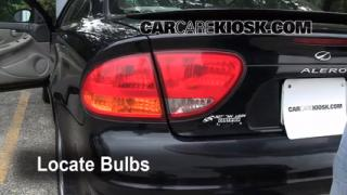 Tail Light Change 1999-2004 Oldsmobile Alero
