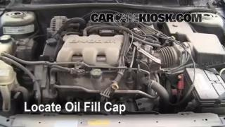 How to Add Oil Oldsmobile Alero (1999-2004)