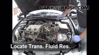 Fix Transmission Fluid Leaks Oldsmobile Alero (1999-2004)