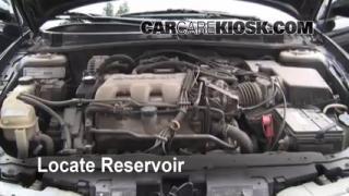 Add Windshield Washer Fluid Oldsmobile Alero (1999-2004)