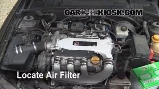Air Filter How-To: 2000-2005 Saturn LS2
