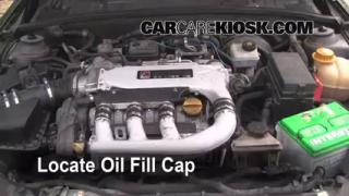 How to Add Oil Saturn LS2 (2000-2005)