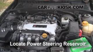 Power Steering Leak Fix: 2000-2005 Saturn LS2