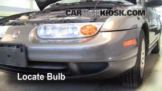 Highbeam (Brights) Change: 1991-2002 Saturn SL