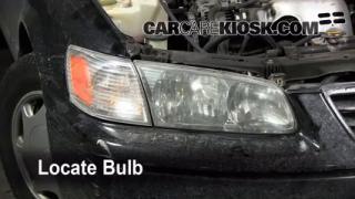 Highbeam (Brights) Change: 1997-2001 Toyota Camry