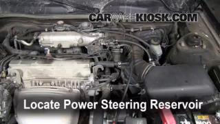 Fix Power Steering Leaks Toyota Camry (1997-2001)