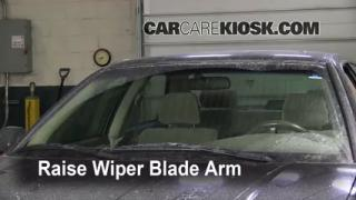 Front Wiper Blade Change Toyota Camry (1997-2001)