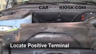 How to Jumpstart a 2000-2006 BMW X5