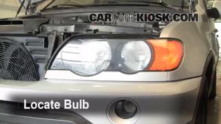 Headlight Change 2000-2006 BMW X5
