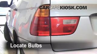 Tail Light Change 2000-2006 BMW X5