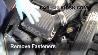How to Clean Battery Corrosion: 1999-2001 Chrysler LHS