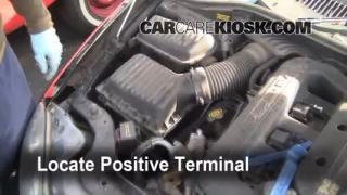 How to Jumpstart a 1999-2001 Chrysler LHS