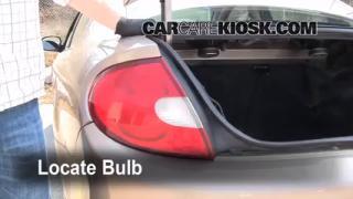 Reverse Light Replacement 2000-2005 Dodge Neon