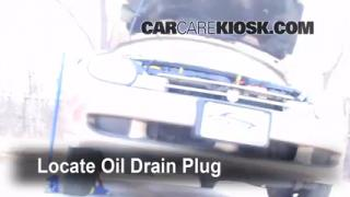 Oil & Filter Change Dodge Neon (2000-2005)