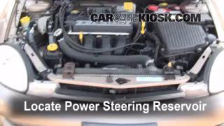 2005 dodge neon manual transmission fluid