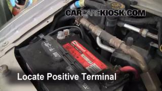 How to Jumpstart a 1990-2007 Ford E-150 Econoline Club Wagon